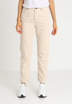 BDG Urban Outfitters - MOM - Pantalon classique - white