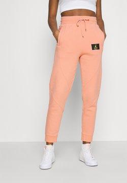 Jordan - FLIGHT PANT - Jogginghose - apricot agate