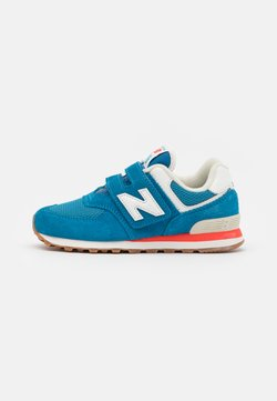 New Balance - PV574HC2 - Matalavartiset tennarit - blue
