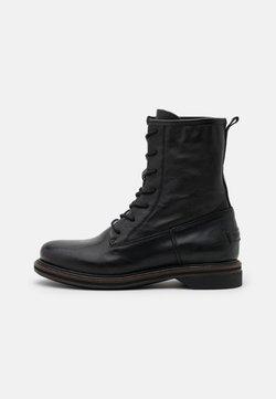 Shabbies Amsterdam - Veterboots - black