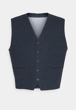Jack & Jones PREMIUM - JPRRAY WAISTCOAT - Suit waistcoat - navy blazer