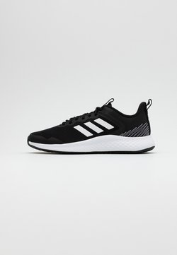 adidas Performance - FLUIDSTREET - Kuntoilukengät - core black/footwear white