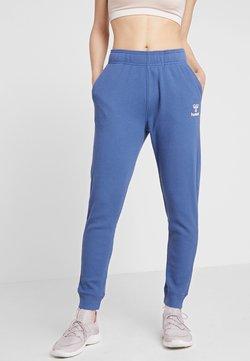 Hummel - HMLSOLAR PANTS - Jogginghose - bijou blue