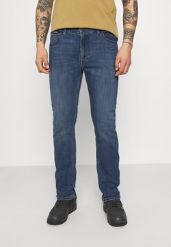 Lee - RIDER - Straight leg -farkut - blue denim