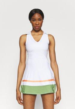 South Beach - TENNIS DRESS - Sportklänning - white