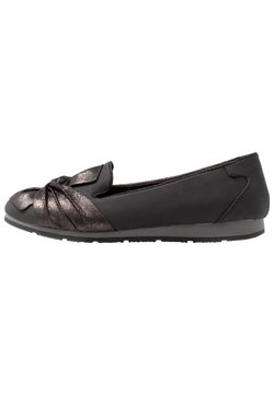 Fitters - MARGE - Ballerina's - black