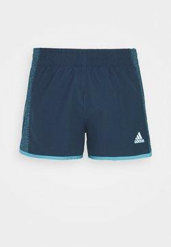adidas Performance - SHORT COOLER - Pantalón corto de deporte - crew navy/hazy blue