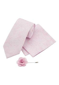 Next - SET - Einstecktuch - pink