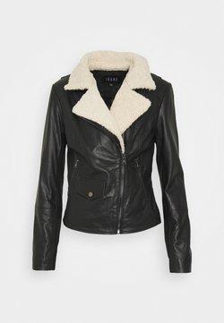 Ibana - BIBI - Leather jacket - black