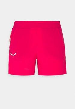 Salewa - LAVAREDO SHORTS - kurze Sporthose - virtual pink