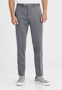 Jack & Jones - Anzughose - light grey melange