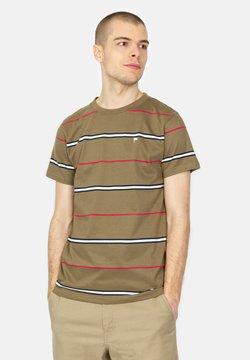 Wemoto - T-Shirt print - olive
