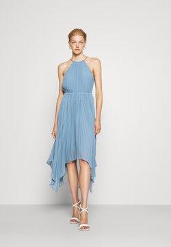 MICHAEL Michael Kors - HALTER CHAIN - Cocktailkleid/festliches Kleid - light blue