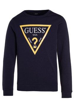 Guess - JUNIOR CORE - Sweatshirt - bleu/deck blue