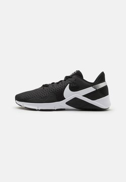 Nike Performance - LEGEND ESSENTIAL 2 - Sports shoes - black/white/anthracite
