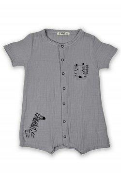Cigit - Jumpsuit - light grey