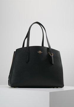 Coach - CHARLIE - Shopping Bag - gold/black