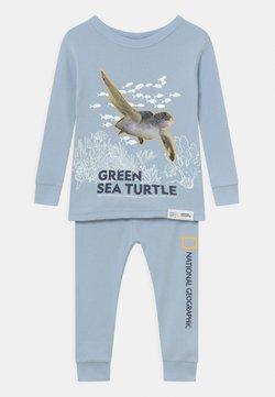 GAP - NATIONAL GEOGRAPHIC TODDLER BOY TURTLE UNISEX - Pyjama - light blue shadow