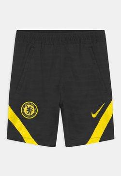 Nike Performance - CHELSEA LONDON UNISEX - Artykuły klubowe - black/optic yellow