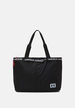 Under Armour - ESSENTIALS TOTE - Sporttasche - black