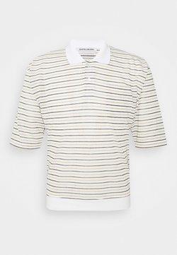 Martin Asbjørn - RYAN - Poloshirt - white