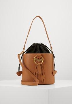 Love Moschino - BORSA NATURALE - Handtasche - camel