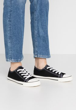 Dorothy Perkins Wide Fit - WIDE FIT ICON  - Sneakers laag - black