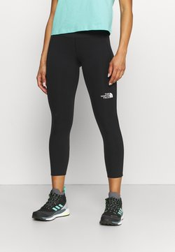 The North Face - MOVMYNT CROP  - Tights - black