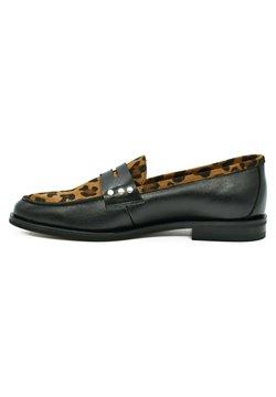 Fertini - Mocassins - tan leopard