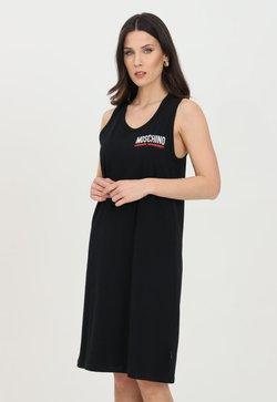 MOSCHINO - Vestito di maglina - nero