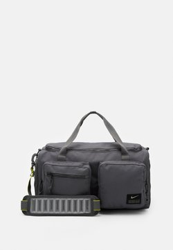 Nike Performance - UTILITY POWER DUFF UNISEX - Sports bag - iron grey/iron grey/enigma stone