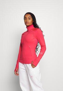 adidas by Stella McCartney - TRUEPUR  - Trainingsjacke - active pink