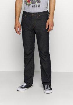 Diesel - LARKEE - Jeans Straight Leg - blue denim
