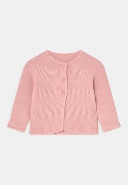 Marks & Spencer London - BABY BUTTON  - Strickjacke - pink