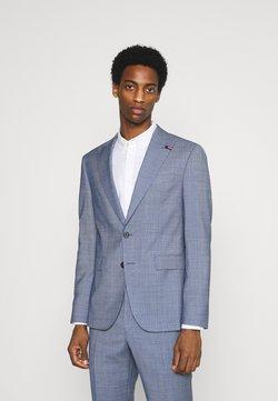Tommy Hilfiger Tailored - FLEX PEAK LAPEL SLIM FIT SUIT - Costume - blue
