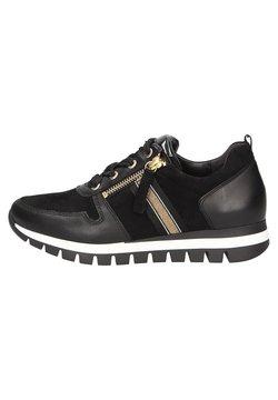 Gabor Comfort - Sneakers laag - schwarzoro