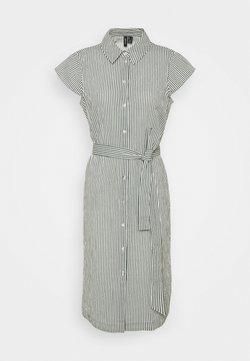 Vero Moda - VMANNABELLE DRESS - Blusenkleid - laurel wreath