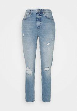 ONLY - ONLVENEDA LIFE MOM DESTROY - Relaxed fit jeans - medium blue denim
