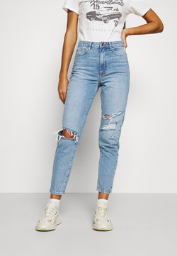 Gina Tricot - DAGNY MOM - Jeans Relaxed Fit - ocean blue