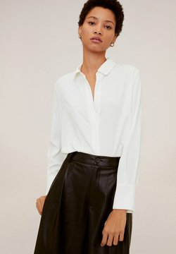 Mango - BASIC - Skjorta - gebroken wit