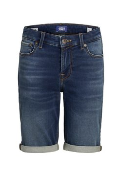 Jack & Jones Junior - JEANSSHORTS JUNGS - Jeansshort - blue denim