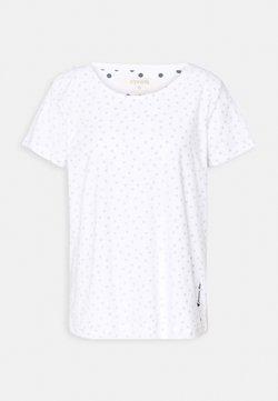 Cream - NEVA - T-Shirt print - white