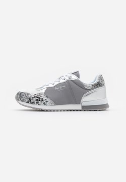 Pepe Jeans - ARCHIE FUN - Baskets basses - silver