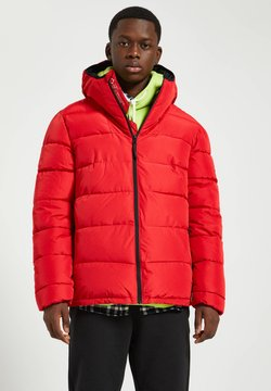 PULL&BEAR - Winterjacke - red