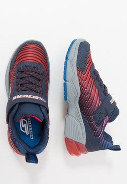 Skechers - THERMOFLUX 2.0 - Sneakers laag - red/blue/navy