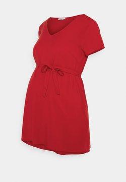Anna Field MAMA - T-shirt - bas - red