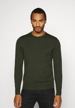 Calvin Klein Tailored - Trui - green