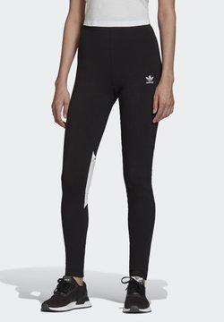 adidas Originals - BELLISTA - Leggings - black