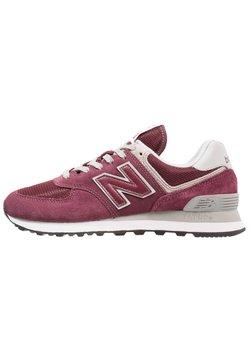 New Balance - 574 - Sneakers basse - burgundy