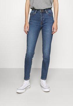 Lee - SCARLETT HIGH - Jeansy Skinny Fit - blue denim
